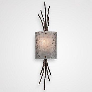 Shown in Oil Rubbed Bronze finish, Smoke Granite shade