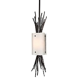 Ironwood Thistle Pendant Light