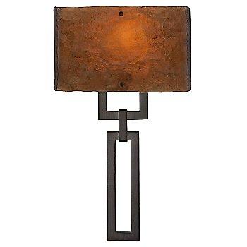 Gunmetal finish / Bronzed Granite shade
