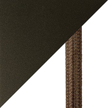 Flat Bronze finish / Detail view