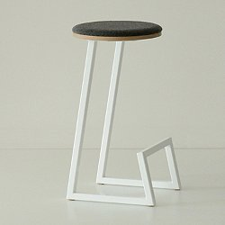 Corktown Upholstered Counter Stool