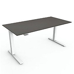 Float Height-Adjustable Desk