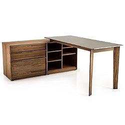 Swan Desk Configuration 1