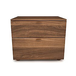Linea 2 Drawer Night Stand