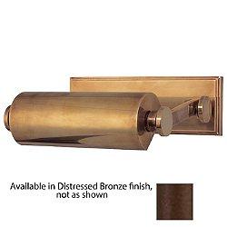 Merrick Picture Light (Distressed Bronze/Small) - OPEN BOX
