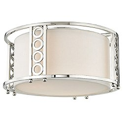 Infinity Flush Mount Ceiling Light