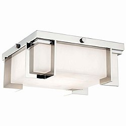 Delmar LED Flush Mount Ceiling Light
