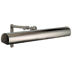 Vernon Picture Light (Polished Nickel/Small) - OPEN BOX RETURN