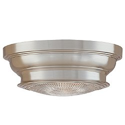 Woodstock Ceiling Light (Satin Nickel/Small) - OPEN BOX RETURN