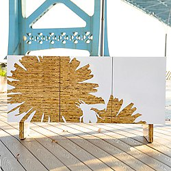 Dandelion Graphic Console - Tall