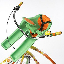 2012 iBert safe-T-seat (Green) - OPEN BOX RETURN