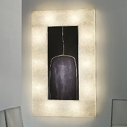 Lunar Bottle 2 Wall Sconce
