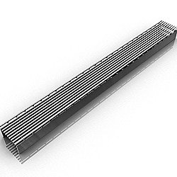 S AG 65 Linear Shower Drain