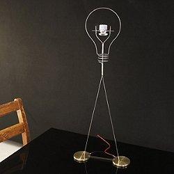 Walking Bulb LED Table Lamp