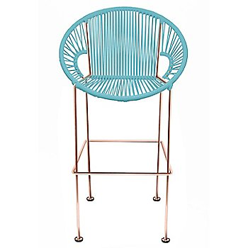 Blue / Copper frame
