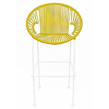Yellow / White frame