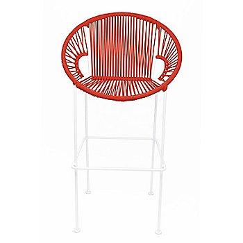 Red / White frame