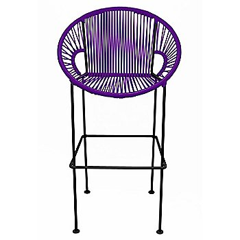 Purple / Black frame