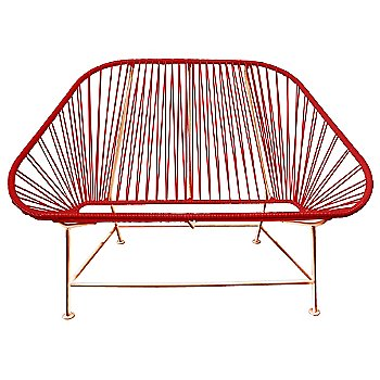 Red / Copper frame
