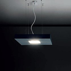Noir SO LED Suspension Light