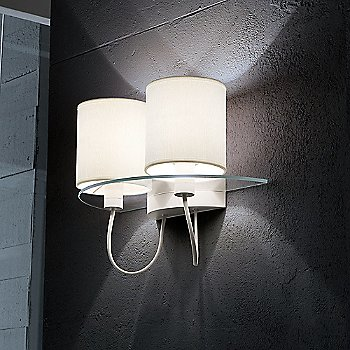Silhouette AP 2 Light Wall Sconce