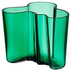 Aalto Vase - Emerald