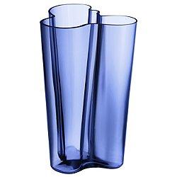 Aalto Finlandia Vase, Ultramarine
