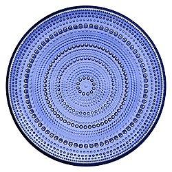 Kastehelmi Medium Plate, Ultramarine