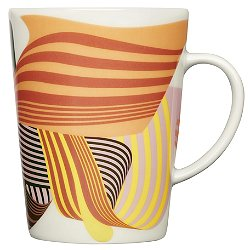 Graphics Mug Solid Waves