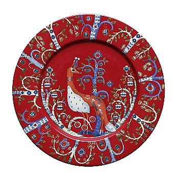 Taika Salad Plate with iittala Taika Dinner Plates