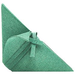 Iittala X Issey Miyake Napkin (Emerald) - OPEN BOX RETURN