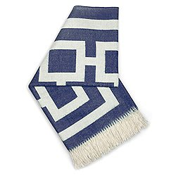 Nixon Alpaca Throw Navy