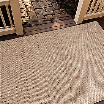 Himalaya Diagonal Weave Rug / in use