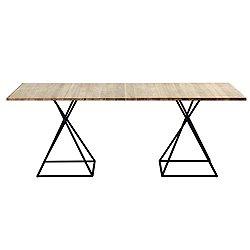 BB Rectangular Table, Teak