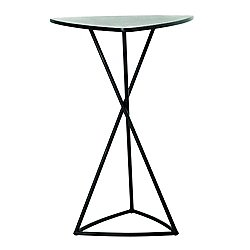 BB High Table with Triangle Top, Stone