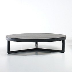 EMA Round Coffee Table, Beech