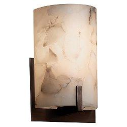 Alabaster Rocks! Century Wall Sconce - OPEN BOX RETURN