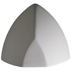Ambis ADA Outdoor Wall Sconce (White/Small)- OPEN BOX RETURN