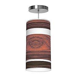 Band Column Pendant Light