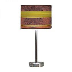 Stripey Horizontal Hudson Table Lamp