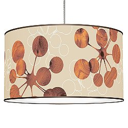 Bubble Pendant Light (Cream/24 Inch) - OPEN BOX RETURN