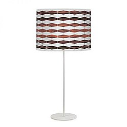Weave 3 Tyler Table Lamp (Rosewood) - OPEN BOX RETURN