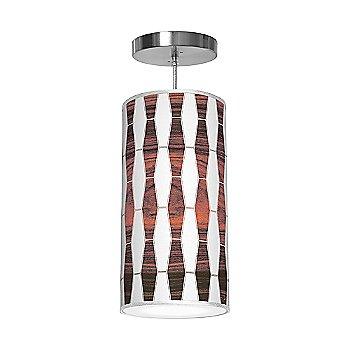 Weave 1 Column Pendant Light