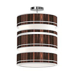 Band Triple Tiered Pendant Light