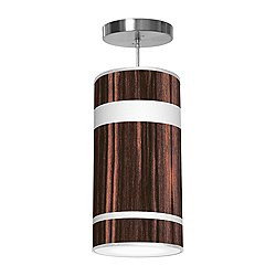Band Column Pendant Light
