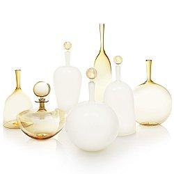 Ivory & Whiskey Vessel Set
