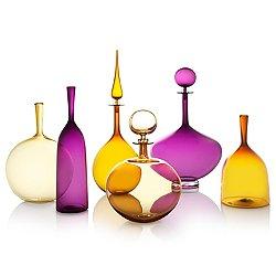 Ultraviolet, Amber & Whiskey Vessel Set