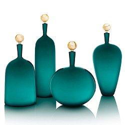 Carmella Barware Set, Azure