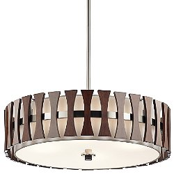 Cirus Semi Flush Pendant Light
