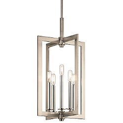Cullen 5 Light Foyer Pendant Light